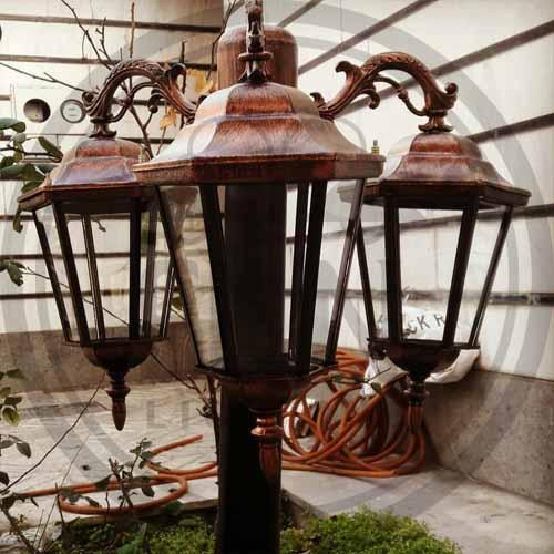 ۵ فاکتور مهم برای خرید و قیمت چراغ باغی+ مشخصات چراغ باغی